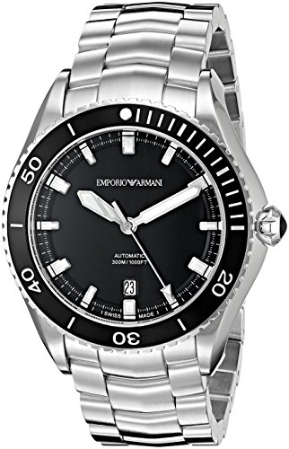 Emporio-Armani-Swiss-Made-Mens-ARS9002-Analog-Display-Swiss-Automatic-Silver-Watch