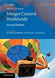 img - for Merger Control Worldwide 2 Volume Set (Antitrust and Competition Law) book / textbook / text book