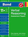 J M Bond Bond Verbal Reasoning Assessment Papers 9-10 years Book 1 (Bond Assessment Papers)