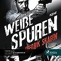 Weiße Spuren Hörbuch von Fredrik Skagen Gesprochen von: Wolfgang Berger