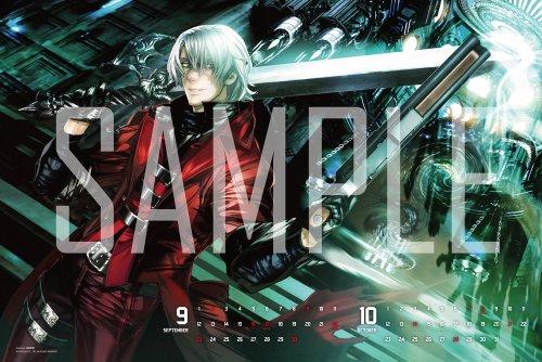 カプコンヒーローズカレンダー 2012 ([カレンダ-])
