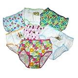 Littlest Pet Shop Little Girls' Panty Pack - 7 Pair - 7 Designs