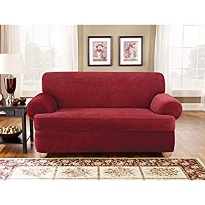 cushion three piece sofa slipcover slipcover t cushion with pillows