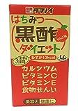 タマノイ はちみつ黒酢ダイエット LL 125ml×24本 ランキングお取り寄せ