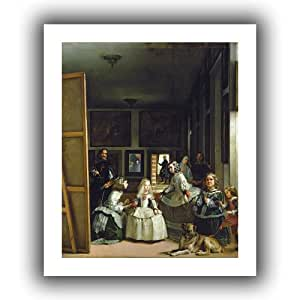 "Amazon.com: Art Wall ""Las Meninas or The Family of Philip IV"