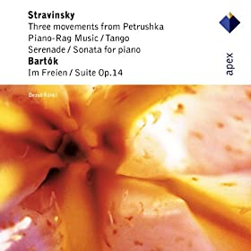 Stravinsky : 3 Movements from Petrushka : III The Shove-tide Fair - Con moto - Allegretto