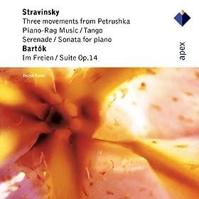 Stravinsky : Serenade in A : I Hymne