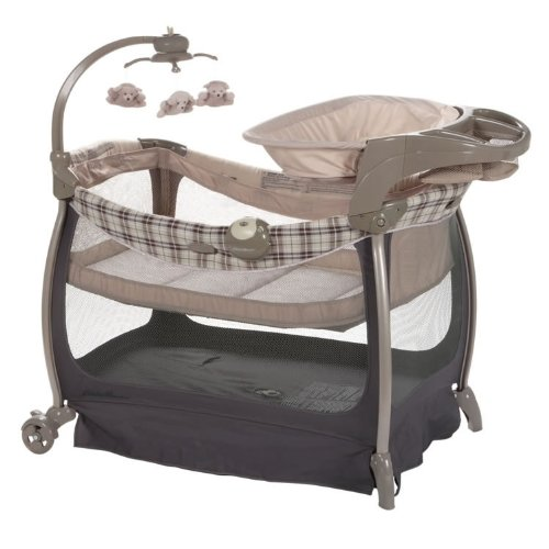 Eddie Bauer Complete Care Play Yard, Stonewood