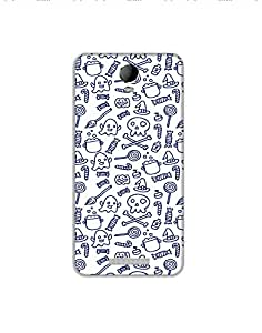 Canvas Hue 2 (A316) Cute-halloween-pattern-in-doodle-style-01 Mobile Case (Limited Time Offers,Please Check the Details Below)