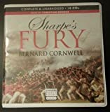 Sharpe's Fury (Complete & Unabridged Audiobook) (read by William Gaminara) Bernard Cornwell