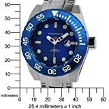 ANDROID-Mens-AD656BBU-Silverjet-Analog-Japanese-Automatic-Silver-Watch