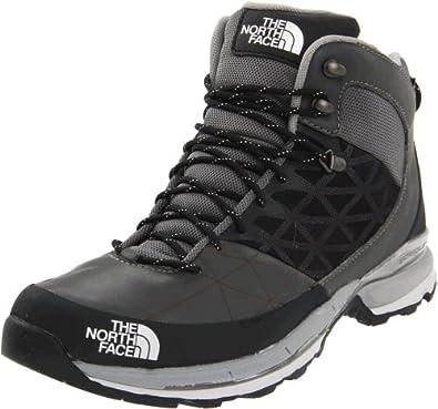 The North Face Men's Havoc Mid GTX XCR Hiking Boot,Dark Shadow Grey/Metallic Silver,7.5 M US