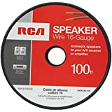 RCA CAH16100 100-Feet 16-Gauge Speaker Wire