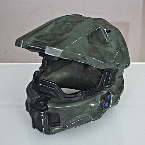 1:1 Halloween Game Costume Cosplay Movie Prop Mask Halo 4/5 Master Chief Helmet