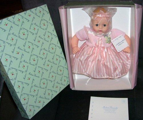 Madame Alexander Full of Posies Huggable Huggums Baby Doll 12