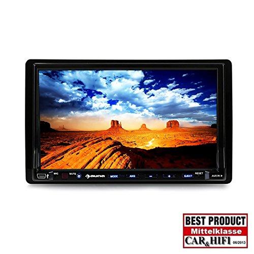 auna-dva72bt-Autoradio-Moniceiver-mit-DVD-Player-und-Bildschirm-LCD-Schnittstelle-Bluetooth-LCD-18-cm-7-Mini-Vorderseite-und-Slot-SD-MP3-Mglichkeit-von-verbinden-von-Rckfahrkamera