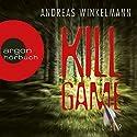 Killgame Hörbuch von Andreas Winkelmann Gesprochen von: Simon Jäger