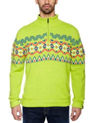 Quiksilver Choapa Men's Sweatshirt Dirty Lime Medium