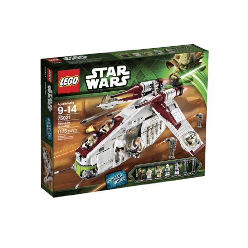 LEGO Star Wars Republic Gunship Amazon.com