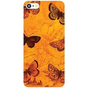 Apple iPhone 5C Back Cover ( Designer Printed Hard Case)
