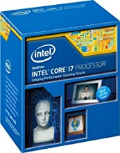 Intel Ci7 Box Processore CPU 1150 i7-4790K, 4.00 GHz
