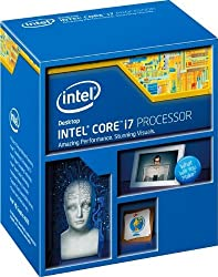 Intel® Core i7-4790K Unlocked 4.0 GHz Quad Core LGA1150 Socket Processor (8M Cache, up to 4.40 GHz)