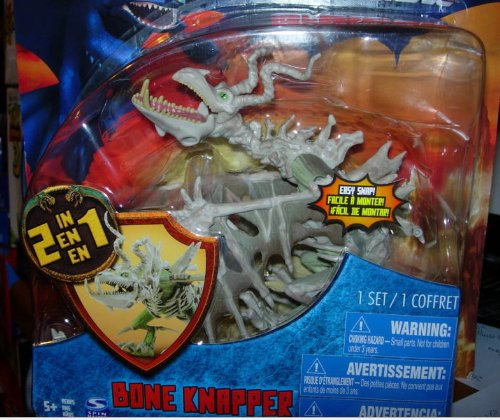 How To Train Your Dragon Movie Series 3 Deluxe 7 Inch Action Figure Bone Knapper