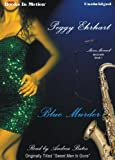 img - for Blue Murder by Peggy Ehrhart, (Maxx Maxwell Mystery Series, Book 1) from Books In Motion.com book / textbook / text book