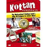 """Kottan ermittelt - Alle 19 Folgen in einer Box (4 DVDs)von """"Peter Vogel"""""""