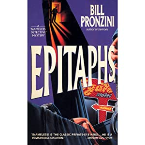 Epitaphs: A Nameless Detective Mystery | [Bill Pronzini]
