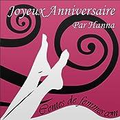 Joyeux Anniversaire (Contes de Femmes) |  Hanna