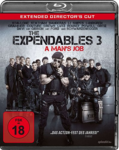 The Expendables 3 - A Man's Job - Extended Director's Cut - Dolby Atmos [Blu-ray] hier kaufen