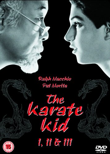 The Karate Kid - 1, 2 and 3 [Reino Unido] [DVD]