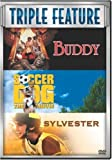 Buddy & Soccer Dog & Sylvester [DVD] [Region 1] [US Import] [NTSC]