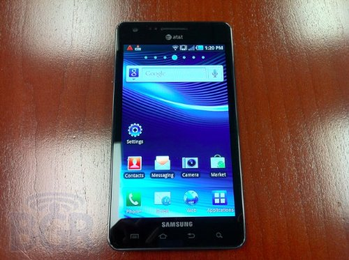 Samsung Galaxy Infuse Sgh-I997 Unlocked Global Android Smartphone At&T Wireless