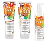 Bed Head Tweens By Tigi - Colour Combat Set Of 3 - Dumb Blonde Shampoo 250ml, Dumb Blonde Conditioner 200ml & Dumb Blonde Leave-In Conditioner 250ml
