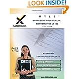 MTLE Minnesota High School Mathematics (5-12) Teacher Certification Test Prep Study Guide