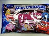 Disney Princess And Cars Mini Milk Chocolates 10.1oz