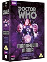 Doctor Who - Mannequin Mania Box Set: Spearhead from Space / Terror of the Autons [Import anglais]