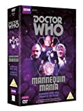 Doctor Who: Mannequin Mania Box Set - Spearhead from Space / Terror of the Autons [DVD]
