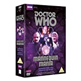 Doctor Who: Mannequin Mania- Spearhead from Space / Terror of the Autons [DVD]by Jon Pertwee