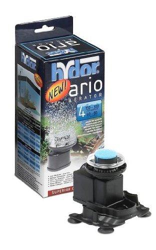 Hydor ARIO 4 UL Aquarium Aerator 20-50 gph Venturi Internal Air Pump
