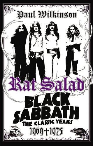 Rat Salad: Black Sabbath: The Classic Years 1969-1975