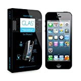 SPIGEN SGP iPhone5 シュタインハイル GLAS.t プレミアム リアル スクリーン プロテクター 《強化ガラス液晶保護フィルム》 【SGP09435】