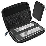 IGadgitz Black EVA Travel Hard Case Cover Sleeve for New Amazon Kindle 4 Wi-Fi 6
