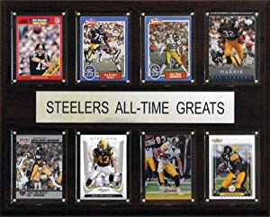 NFL Pittsburgh Steelers All-Time Greats Plaque by C&I Collectables