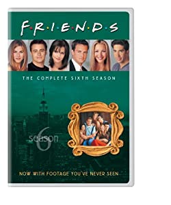 Friends: The Complete Sixth Season (Repackaged) by Warner Home Video