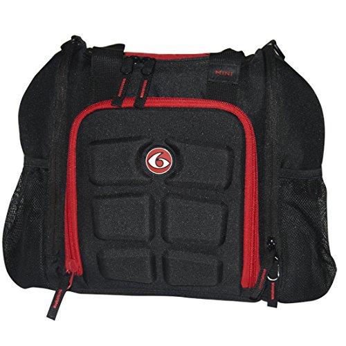 6 Pack Fitness Bag Mini Innovator 300 Black/Red