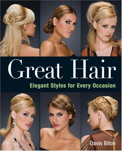 salon hairstyle books