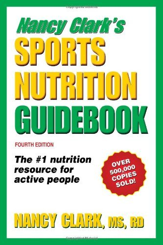 By Nancy Clark - Nancy Clark'S Sports Nutrition Guidebook-4Th Edition (4Th Edition) (2/13/08)